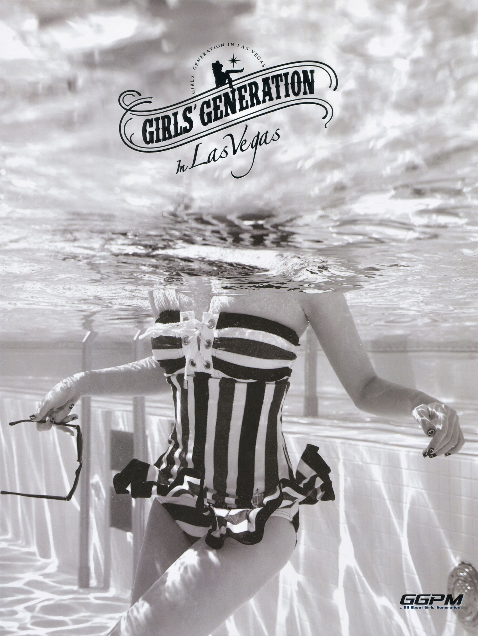 Girls Generation SNSD in Las Vegas photobook