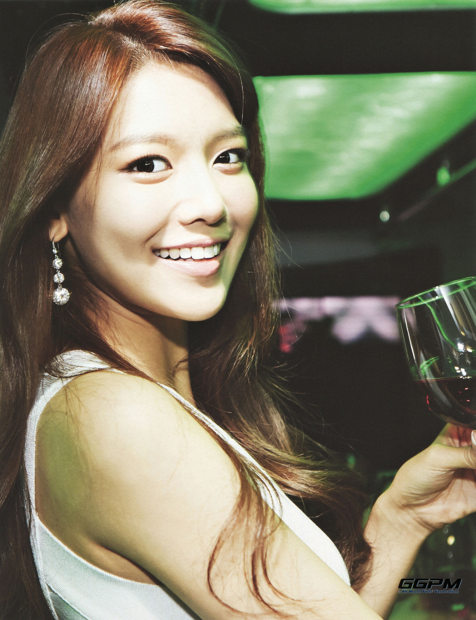 Girls Generation SNSD Sooyoung in Las Vegas