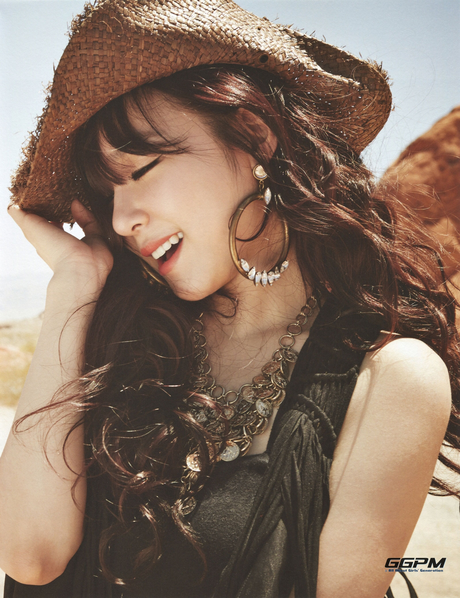 Girls Generation SNSD Tiffany in Las Vegas