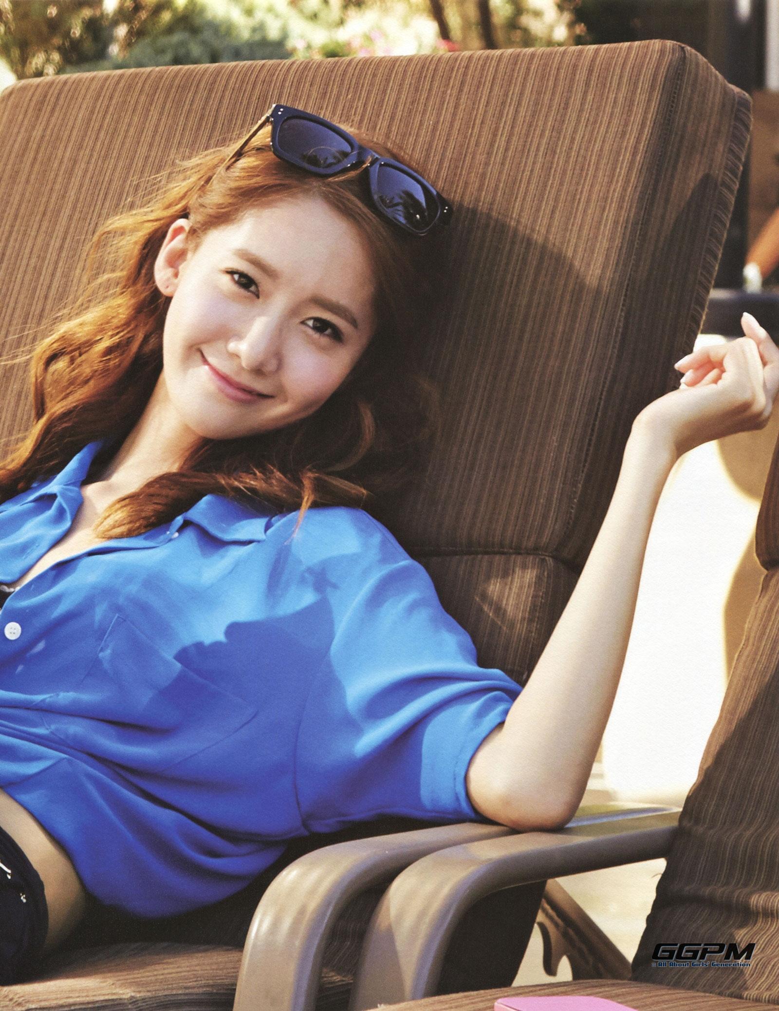 Girls Generation SNSD Yoona in Las Vegas