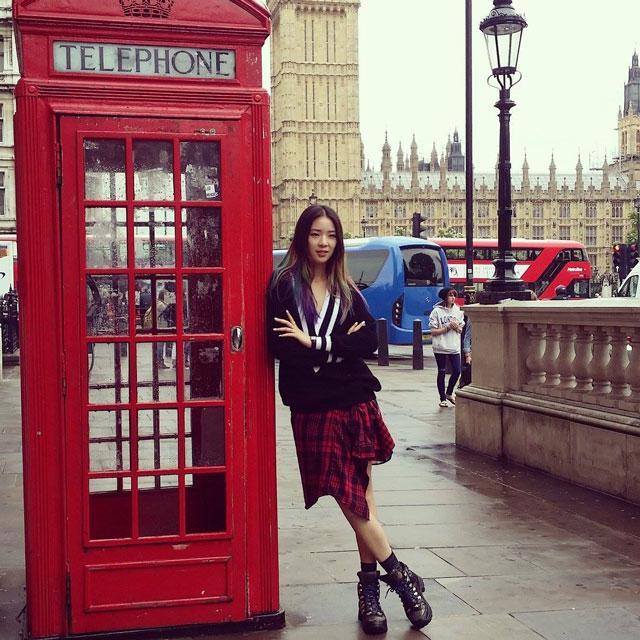 Irene Kim Suecomma Bonnie London