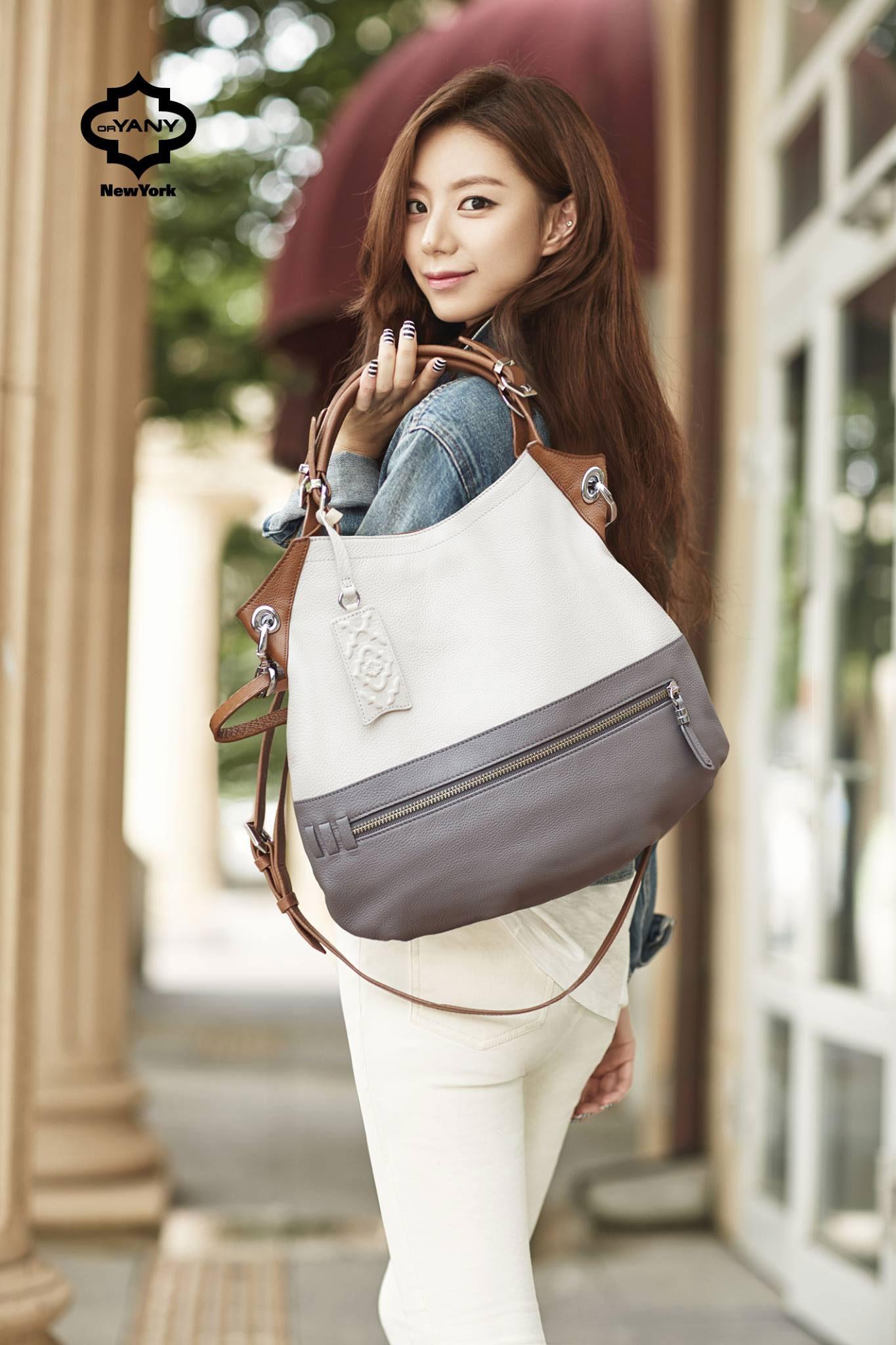 Park Soo Jin Oryany New York handbags