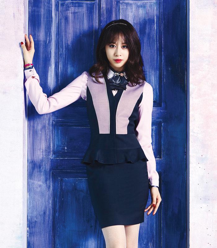 Park Jiyeon Modern Design clothing brand