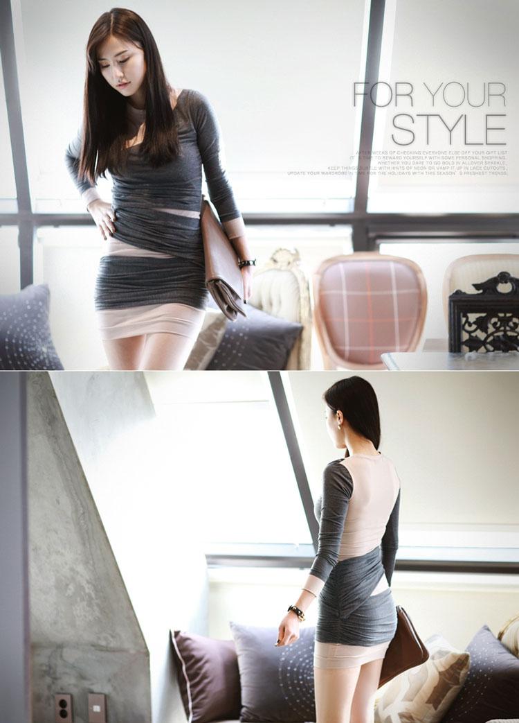 Korean actress Gong Hyun Joo