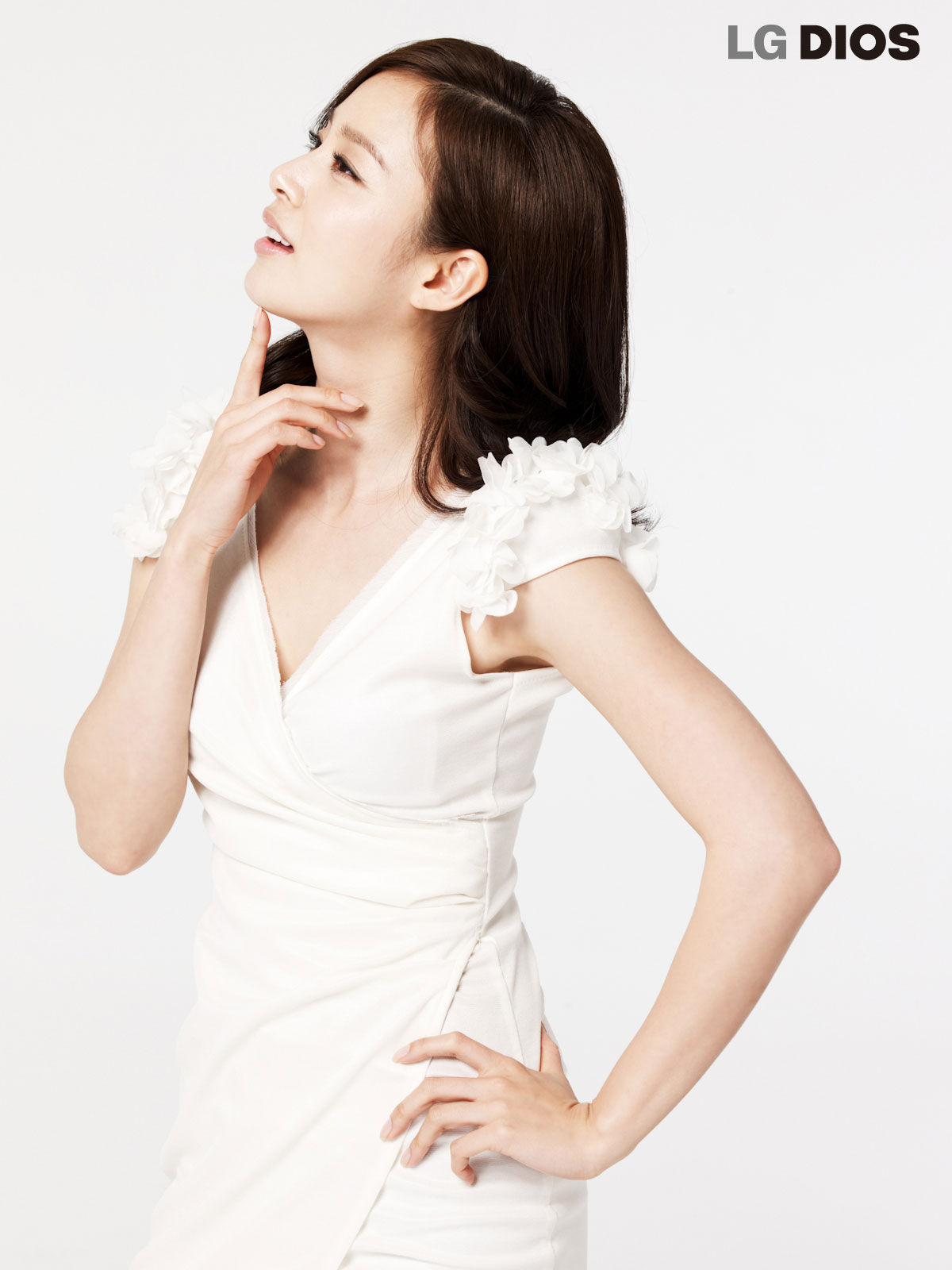 Kim Tae Hee LG DIOS 2011 advertisement