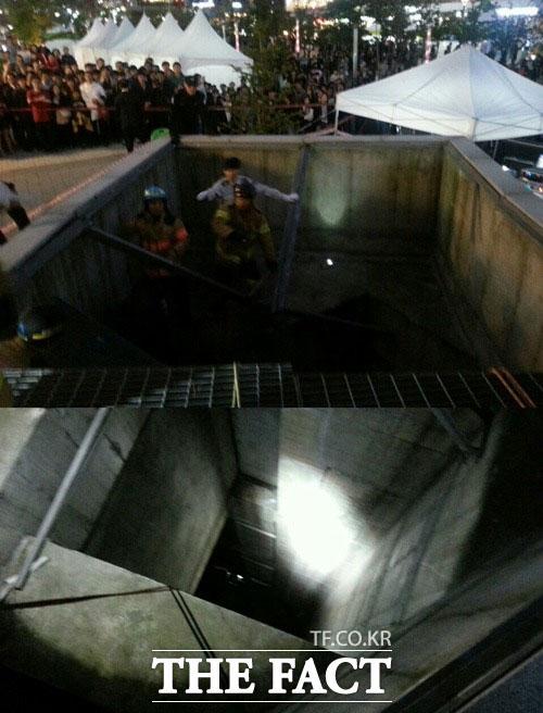 Seongnam outdoor concert fatal accident