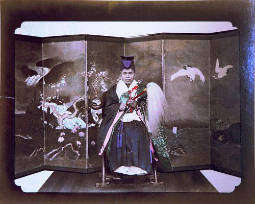 Adolfo Farsari vintage Japanese photography