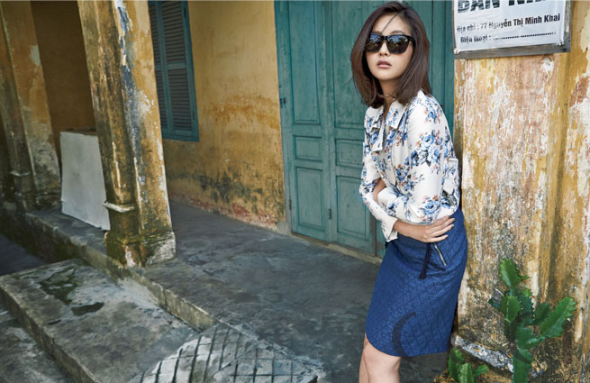 Oh Yeon-seo, CeCi Korea, Da Nang Malaysian Women Culture