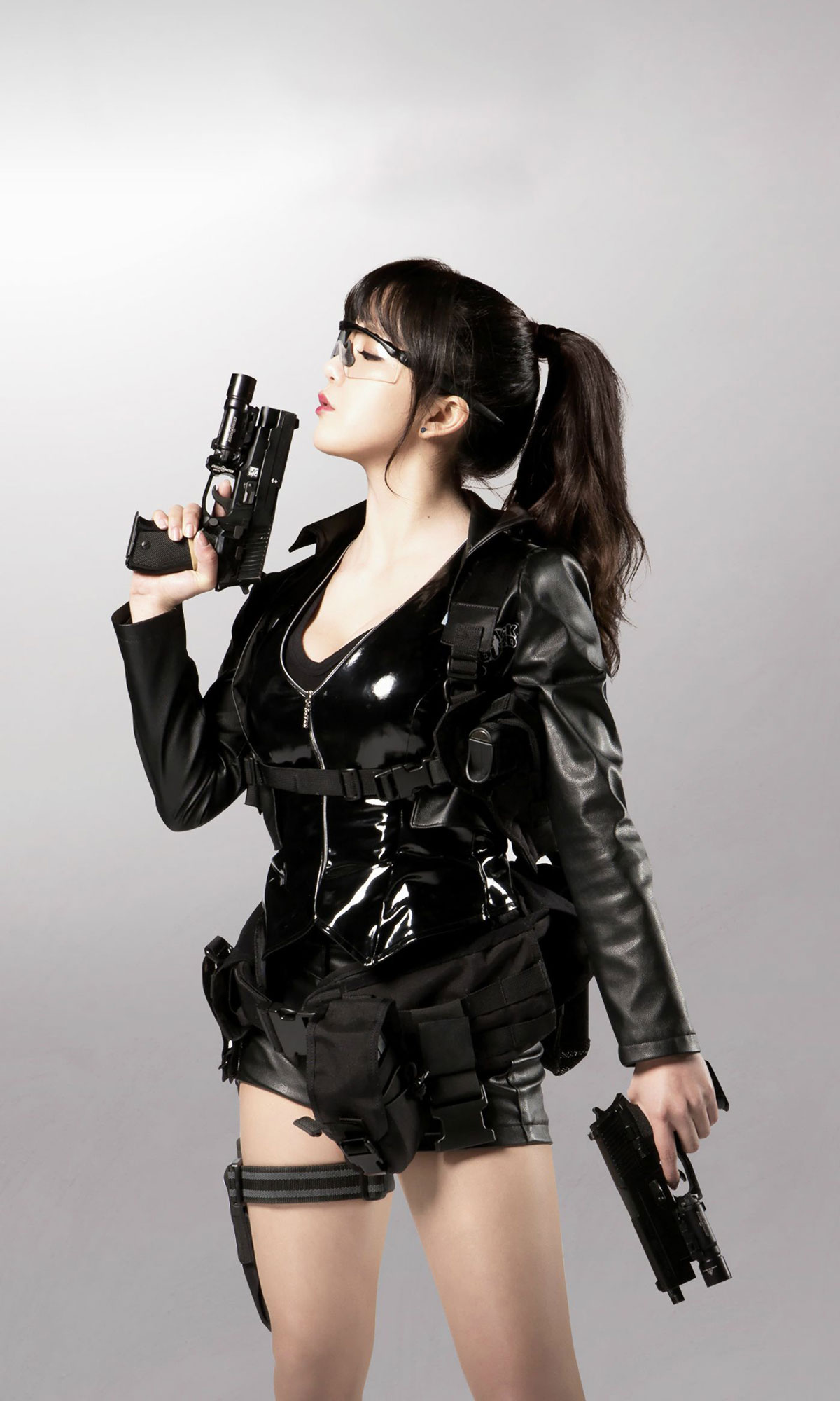 Rainbow Hyunyoung Black Squad cosplay endorsement