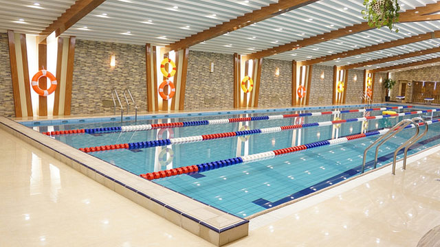 Masikryong Ski Resort swimming pool