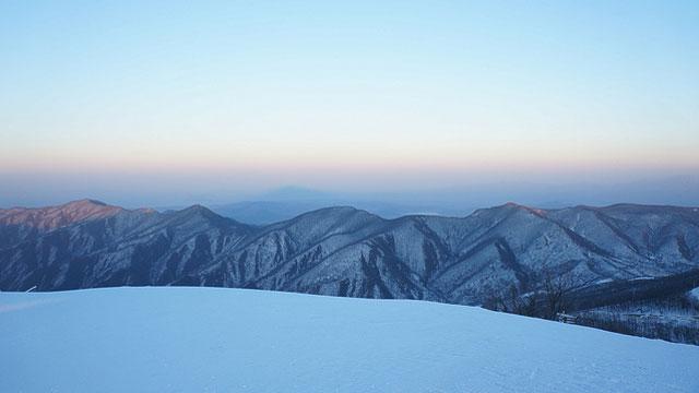 Taehwa Peak Masikryong Ski Resort