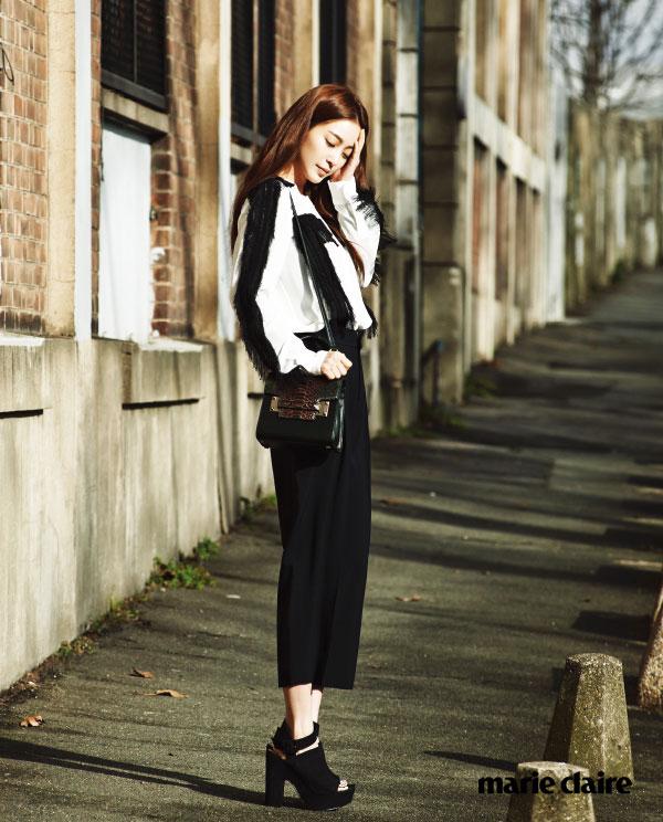Han Ye Seul Marie Claire Decke Paris