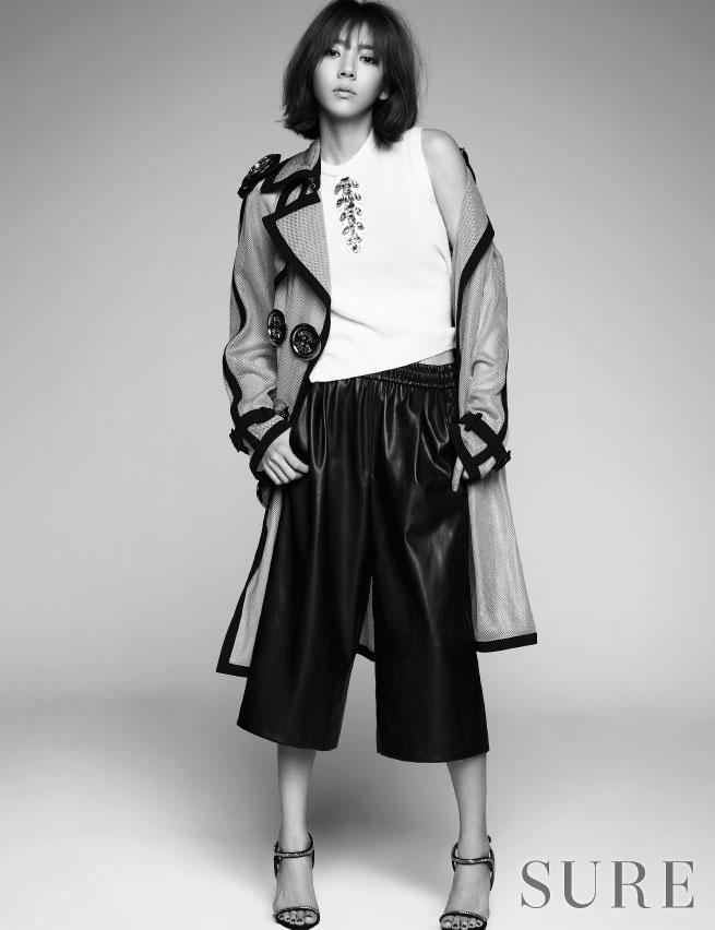 Son Dam Bi Sure Magazine modern style