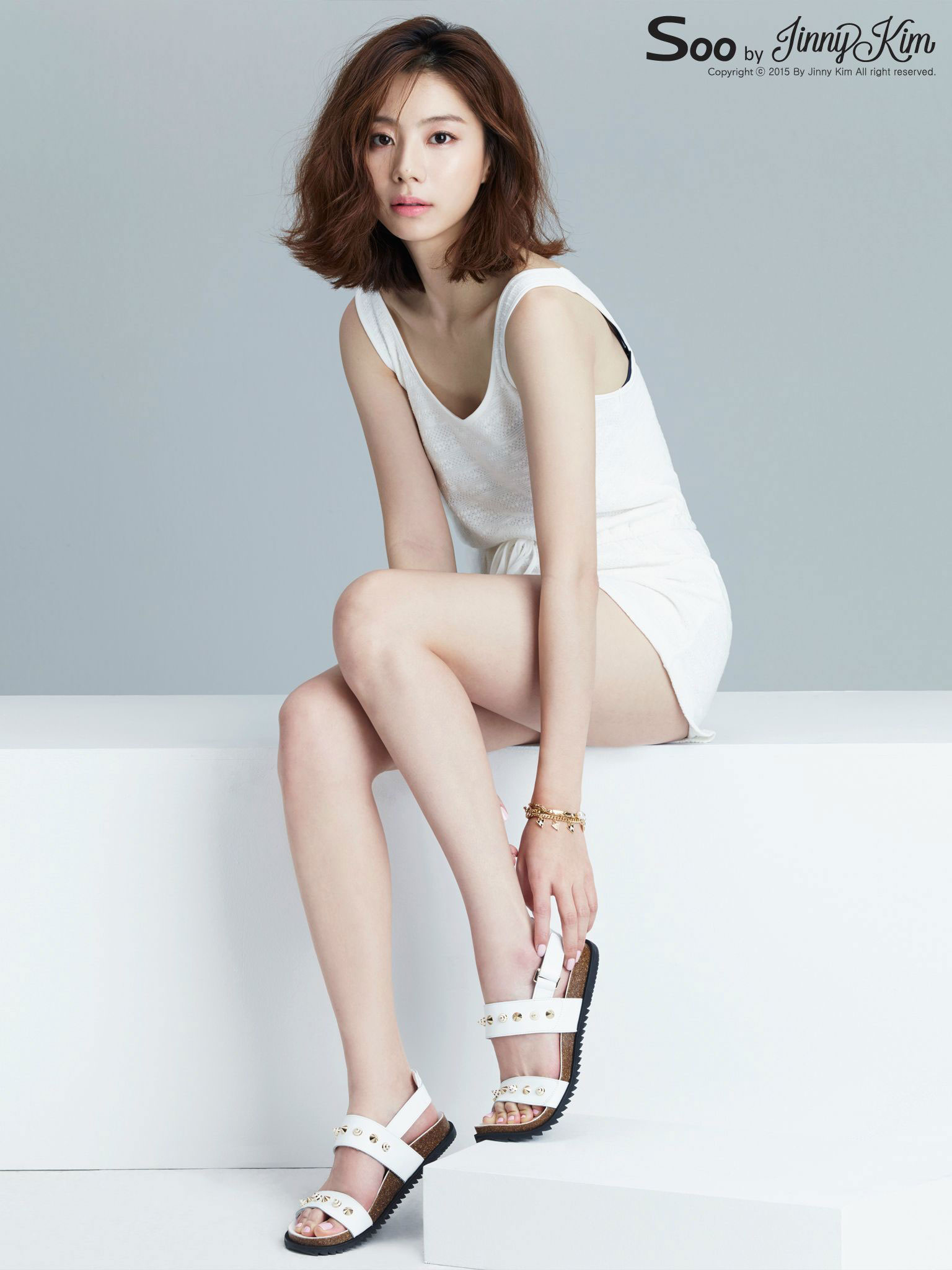 Soo by Jinny Kim designer shoe label
