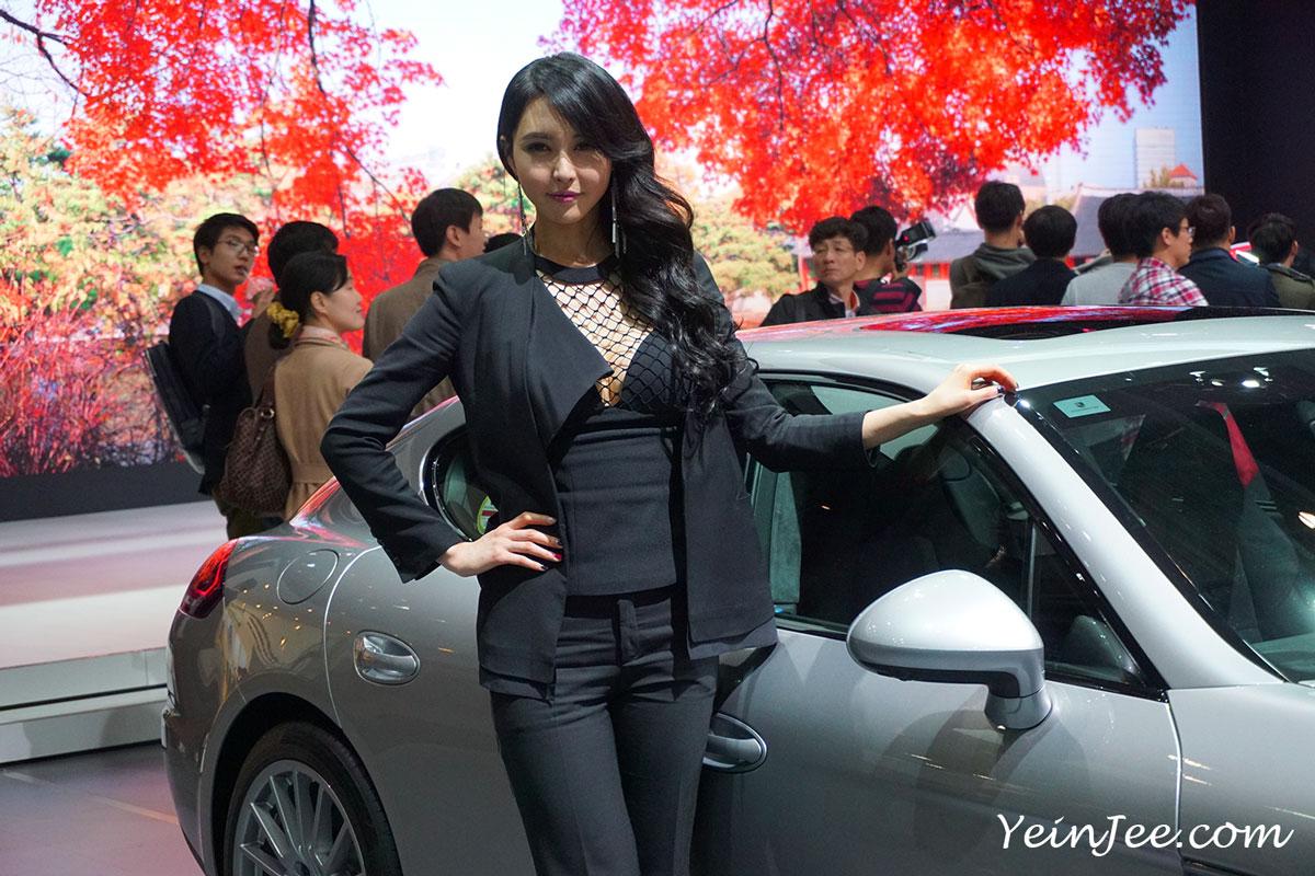 Seoul Motor Show 2015 Porsche Kang Yui