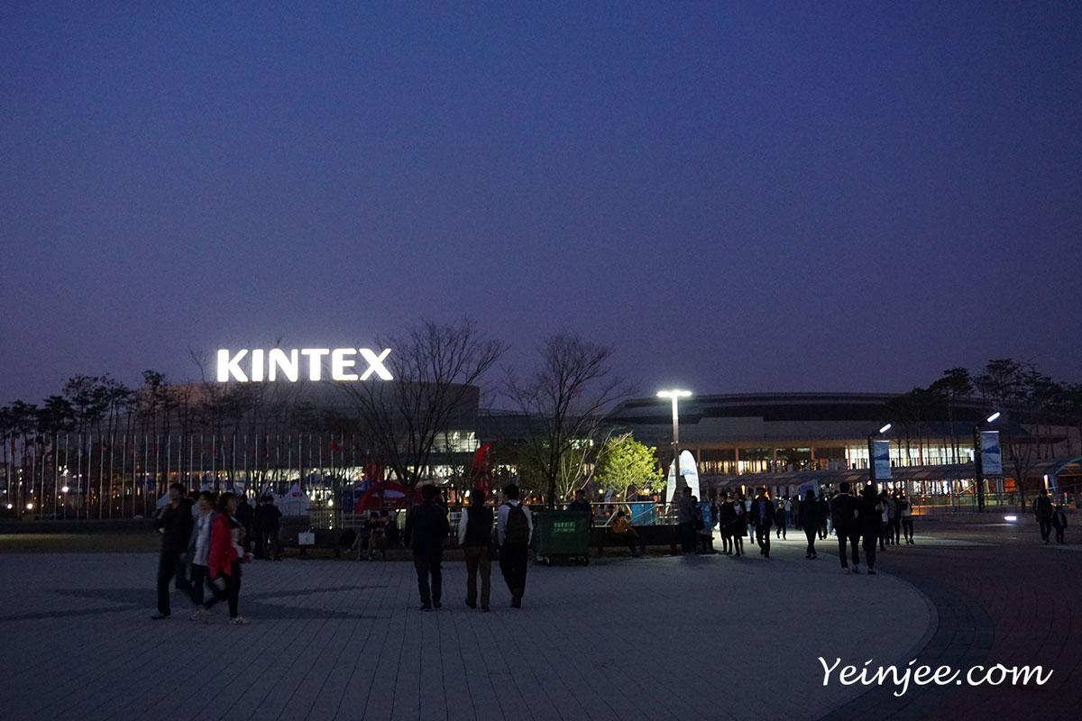 Seoul Motor Show 2015 KINTEX