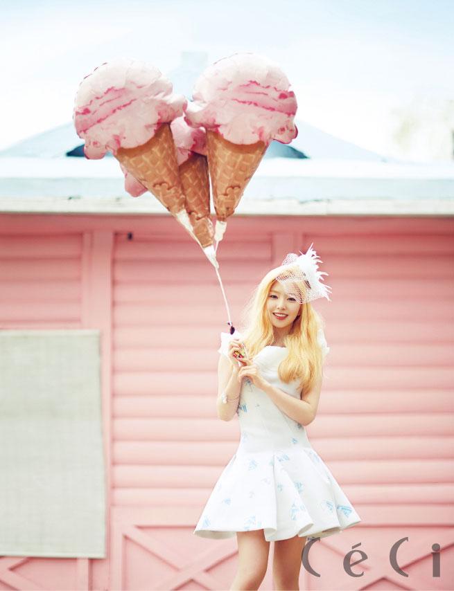 Red Velvet Irene CeCi Magazine