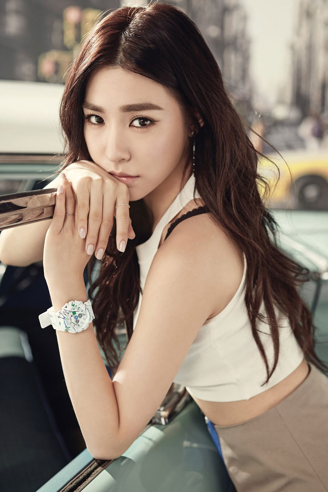 SNSD Tiffany Baby-G be tough be cool