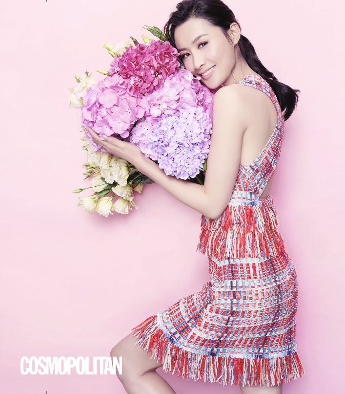 Fala Chen Hong Kong Cosmopolitan Magazine