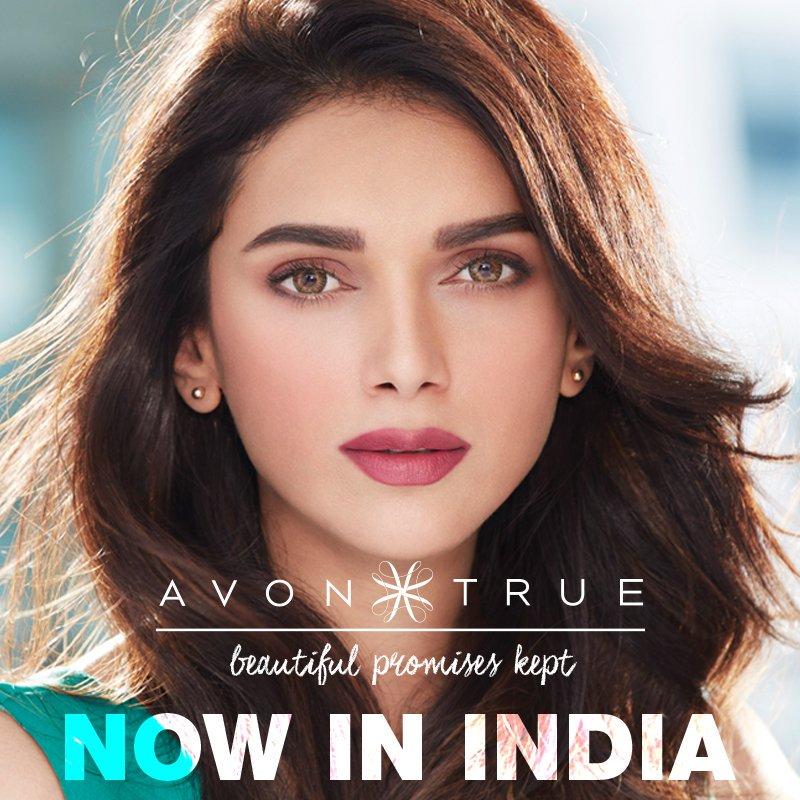 Aditi Rao Hydari Avon India brand ambassador