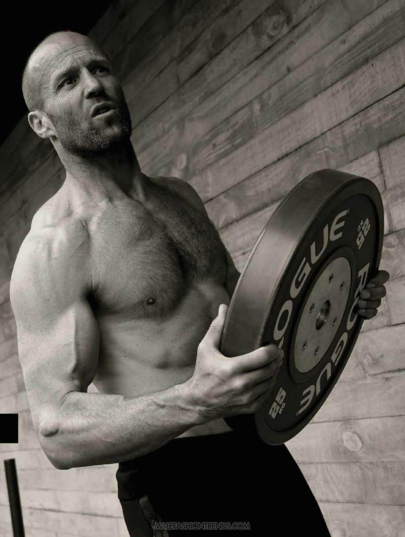 Jason Statham Mens Health Magazine UK